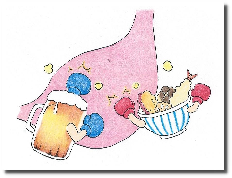 せきぐち鍼灸院|武蔵小金井|慢性胃炎